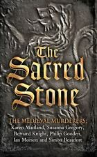 The Sacred Stone (Medieval Murderers Group 6)-ExLibrary