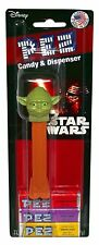 Disney Star Wars Episode 7 Pez Candy and Dispenser on Blister Card (Yoda)