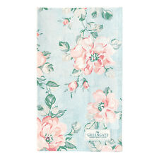 GreenGate Maria Aqua Tea Towel