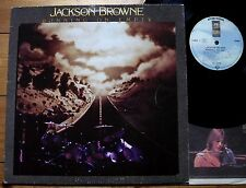 Jackson Browne-running on Empty d'77 + ois + textes-Asylum as 53 070 culte top