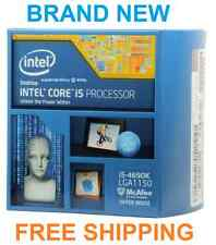 Intel Core i5-4690K 3.5GHz LGA 1150 Boxed Quad-Core Processor