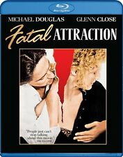 FATAL ATTRACTION New Sealed Blu-ray Michael Douglas Glenn Close