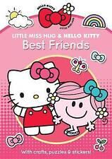 Hello Kitty/Mr Men Activity Book - LITTLE MISS HUG & HELLO KITTY: BEST FRIENDS