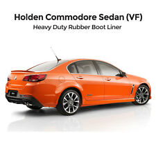NEW Holden Commodore Sedan Heavy Duty Rubber Boot Liner (VF) 2013 onwards