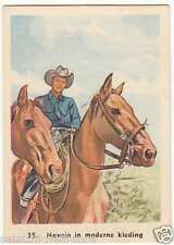 NAVAJOS COW-BOY CAVALIER CHEVAL HORSE NORTH AMERICA AMERIQUE NORD USA IMAGE
