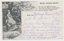AK Perlen deutscher Poesie (Y284)