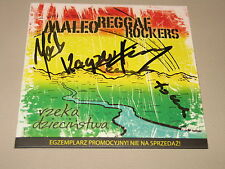 MALEO REGGAE ROCKERS - Rzeka Dziecinstwa - promo cd, signed all band