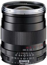 New Carl ZEISS DISTAGON T * 35mm f2 ZS (for M42 screw mount)  COSINA Japan