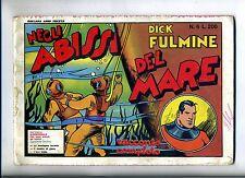 DICK FULMINE # NEGLI ABISSI DEL MARE # N.6 Agosto 1967 # Editoriale Corno