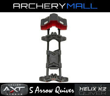 Archer Xtreme HK30B AXT Helix K2 5-Arrow Bow Quiver Black