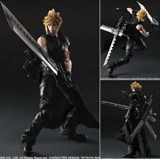 "New Play Arts Kai Final Fantasy VII Advent Cloud Strife Children 10"" Figure"