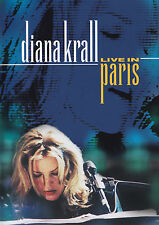 DIANA KRALL - DVD - LIVE IN PARIS