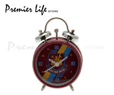 West Ham United Stripe Crested ALARM CLOCK