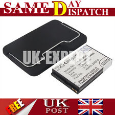 2400mAh Battery For DELL Mini 5, Streak, Streak US Extended With Back Cover