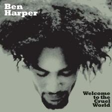 Welcome To The Cruel World (V40 Ltd.Edt.) von Ben Harper (2013)