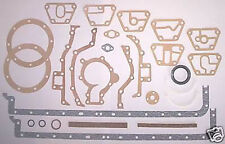 Jaguar 2.4 2.8 3.4 3.8 Bottom Sump Gasket Set 1948-68