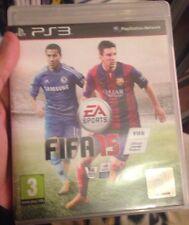 FIFA 15 Para Sony Playstation 3 En Muy Buen Estado