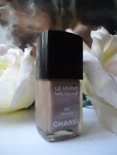 367 TRAPEZE CHANEL BEYOND RARE PaleChiffon Taupe VERNIS NAIL VARNISH MINT NO BOX