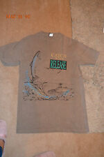 Catch and Release t-shirt by Greatland Very Good Condition Made in USA Medium