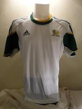 Sud AFRICA ADIDAS 0809 Adulto Large FORMOTION CALCIO SHIRT CALCIO JERSEY