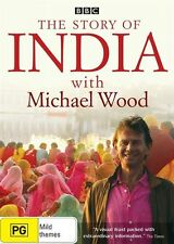 The Story of India with Michael Wood * NEW DVD *