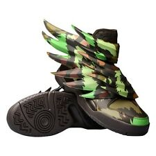 ADIDAS ORIGINALS WINGS 3.0 SAUVAGE S77804 SZ 6 JEREMY SCOTT FASHION CAMO YE