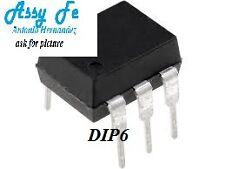 10 pcs x 4N25 IC-DIP6 Optocoupler DC-IN 1-CH Transistor