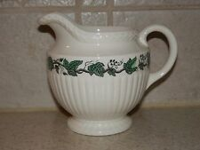 WEDGWOOD CHINA STRATFORD PATTERN EDME SHAPE CREAMER 3 7/8""