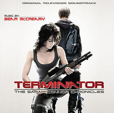Terminator: The Sarah Conno...-Terminator: The Sarah Connor Chronicles  CD NEW