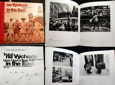 1948 - 1989 CZECH GENRE PHOTOGRAPHY HISTORY AUTHOR SIGNED