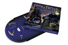 NEW Harry Potter and the Philosopher's Stone By J.K. Rowling Audio CD