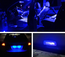 Blue LED License Plate Lights Bulb VP VR VS VT VX VY VZ VE VF EF EL AU BA BF FG