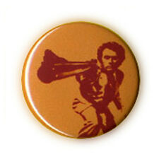 Badge DIRTY HARRY Inspector Clint Eastwood culto retro movie pins button Ø25mm