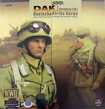 "1/6 12"" SOLDIER STORY WWII DAK AFRIKA KORPS CYRENAICA 1941 TOM CRUISE VALKYRIE"