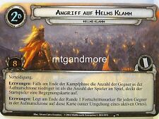 Lord of the Rings LCG  - 1x Angriff auf Helms Klamm  #073 - Sarumans Verrat