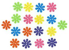 Jesse James Buttons - Dress It Up - FLOWERS - SEW CUTE RETRO FLOWERS Daisies