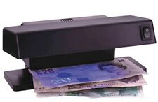 PROFESSIONAL UV LIGHT COUNTERFEIT FORGED FAKE BANK NOTE MONEY DETECTOR CHECKER