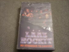 SEALED RARE OOP Laaz Rockit CASSETTE TAPE No Stranger To Danger METAL '85 Target