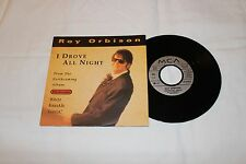 Roy Orbison/Sheena Easton German Import 45 & Picture Sleeve-I DROVE ALL NIGHT/FO