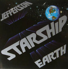 """12"""" LP Jefferson Starship (Kantner, Slick) Earth 70`s RCA Crunt"""