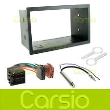Seat Ibiza 2003   Double Din Fascia Panel Surround Stereo Adaptor Fitting Kit