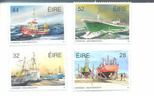 Ireland-Fishing-Vessels mnh set (819-22)