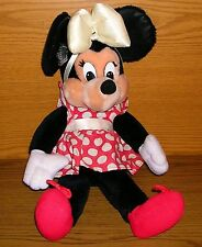 Minnie Maus applause 40cm Plüschtier Stofftier Walt Disney 1980er Jahre minni