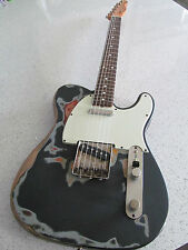 Fender Joe Strummer Telecaster Relic Guitar Signature Model