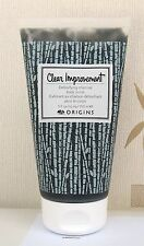 Origins Clear Improvement Detoxifying Charcoal Body Scrub - 150ml  - New