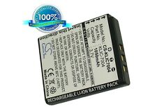 3.7V battery for KODAK Play Sport Waterproof HD Pocket Video, Easyshare V1073
