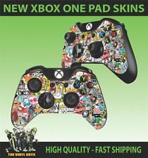 XBOX ONE CONTROLLER TAPPETINO ADESIVO STICKERBOMB VERSION 2