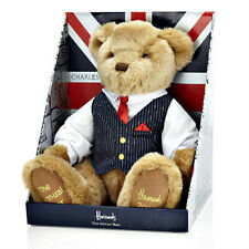 "Harrods Of London 2013 Charles Stephen 13"" Inch LIMITED EDITION Annual Bear"