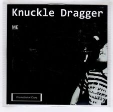 (GJ420) Knuckle Dragger, Me - 2009 DJ CD