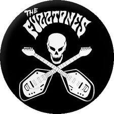 Parche imprimido, Iron on patch, /Textil sticker, Pegatina/ - The Fuzztones
